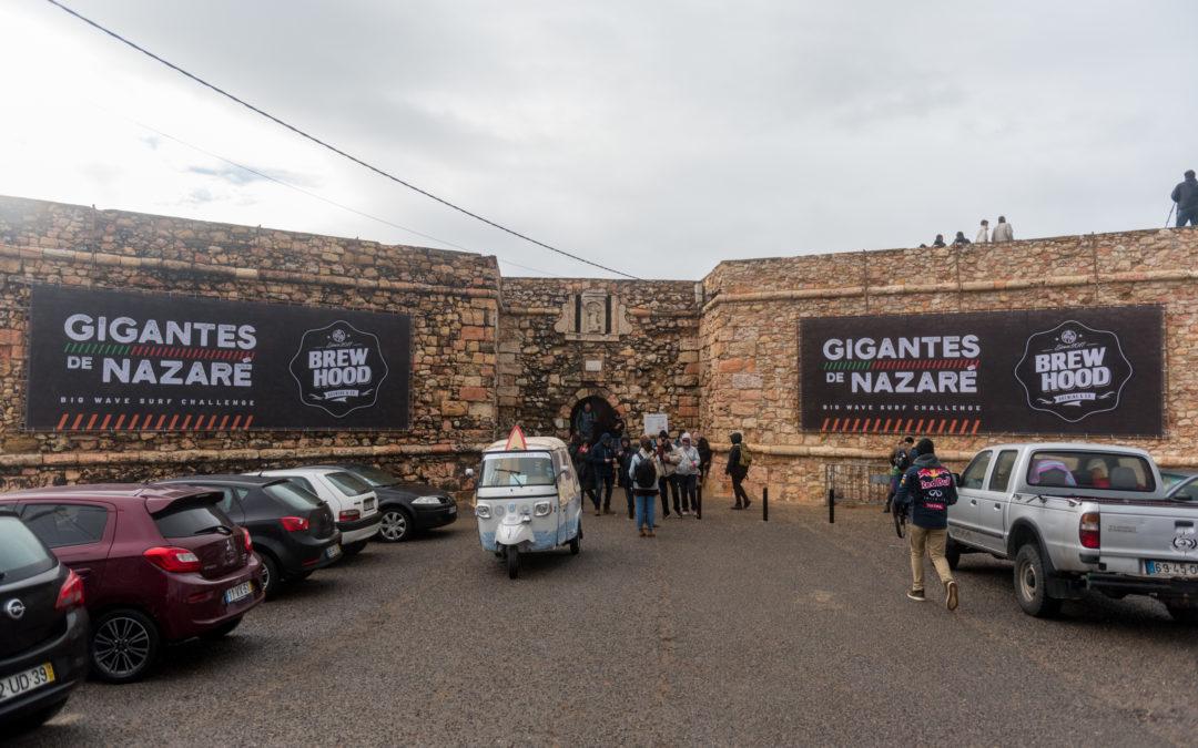 Gigantes de Nazaré atinge números expressivos em primeira edição